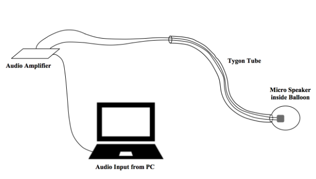 Second Version of Toadfish Sound Simulation System.