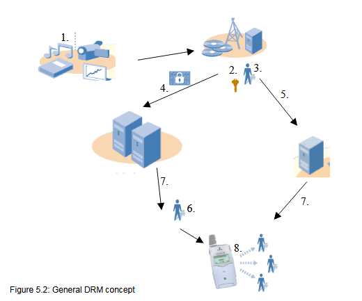 General DRM Concept.