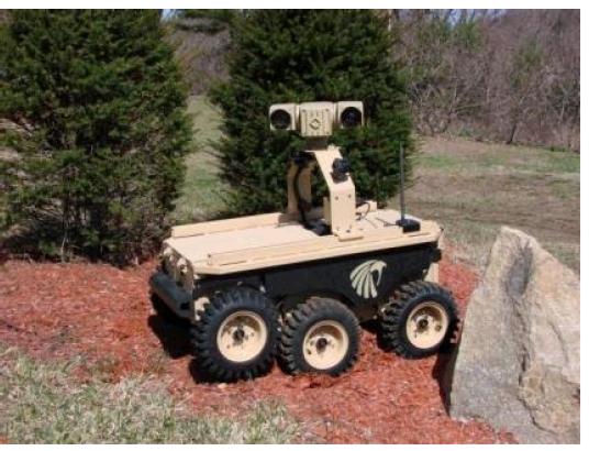 Fig. 3. LandShark robot