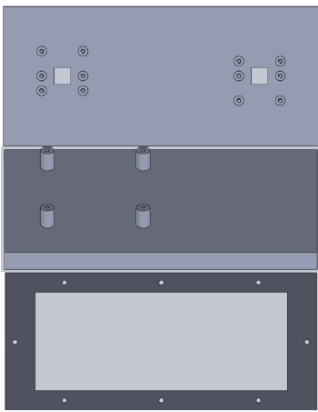 Figure 5: Enclosure Pieces
