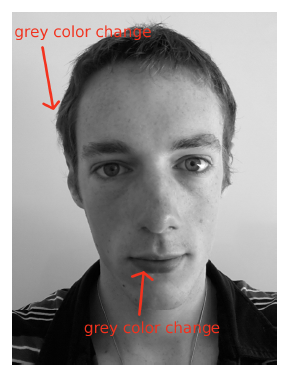 Figure 8.1: Sample of our face detection algorithm.