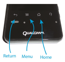Figure 1: Qualcomm MSM8960 buttons