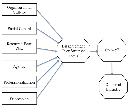 Figure 2.1: Theoretical and Analytical Framework