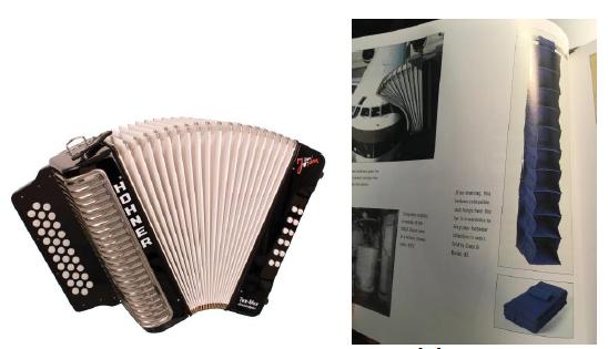 Figure 17: Accordion Designs