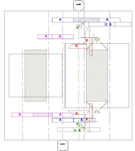 Figure 17: Basic Layout Top