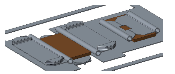 Figure 40: Table Flap Assembly
