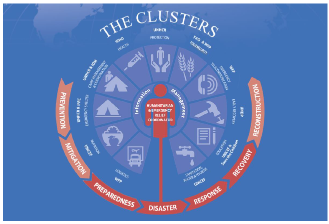 Figure 2: The Cluster Approach