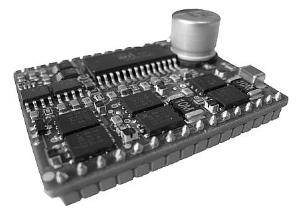 Figure 6 Three phase inverter board