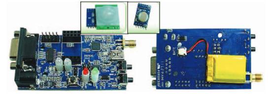 Figure 4 ZB2530-01 module