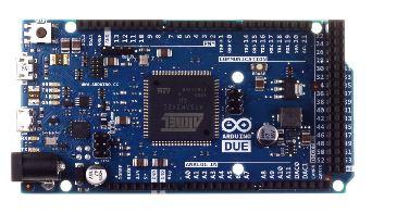 Figure 6.1: Arduino Due Flight Computer