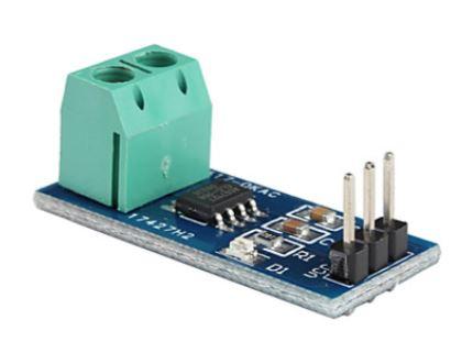 Figure 3: ACS712 LC Electronics 05Amp AC/DC Hall Effect Current Sensor Module