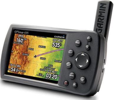 Figure 3. Garmin GPSMAP 495