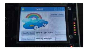 Figure 16 . The user interface of the proposed VIDASS system