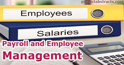 List of Payroll and Employee Management System Projects