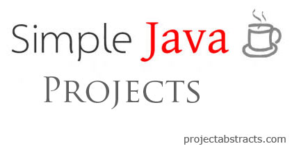 Free) Simple Java Projects with Source Code Download